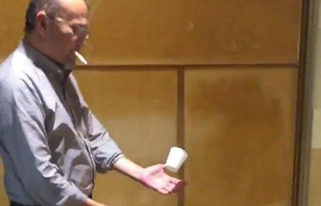 Un japonés sorprende al mundo con sus trucos de magia
