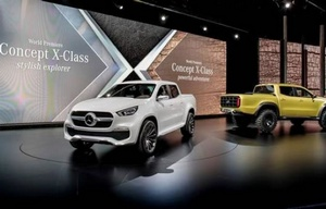 Mercedes Benz ClaseX