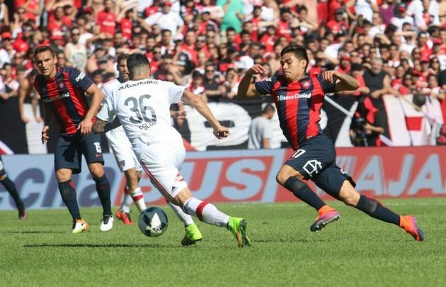 Newell's dejó escapar dos puntos importantes ante San Lorenzo.