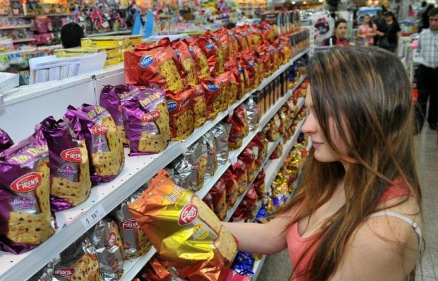 Diversos productos de la canasta navideña presentan aumentos importantes.