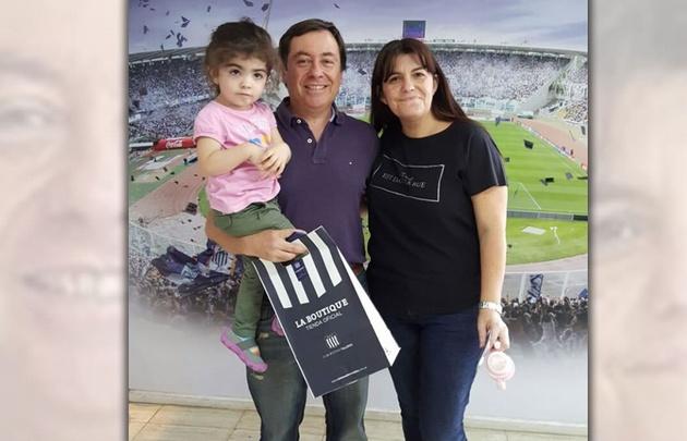 Luis Reynaldo Sayavedra se convirtió en el socio 50 mil (Foto: @CATalleresdecba)