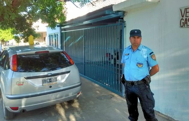 El crimen se produjo en una vivienda de Bulnes al 4.600.
