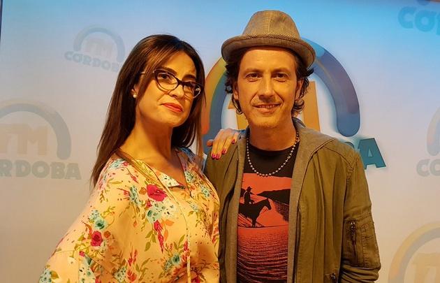 Coti se sumó a los artistas que compartieron su música con FM Córdoba