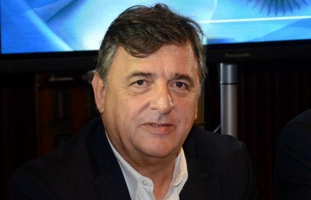 Mario Negri, diputado nacional por la UCR.