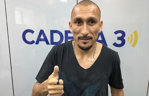 Pablo ''Cholo'' Guiñazú en Cadena 3.