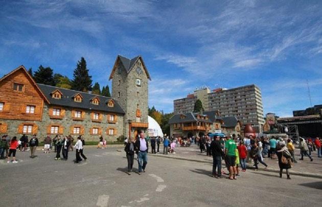 Bariloche, el preferido de los estudiantes chilenos.