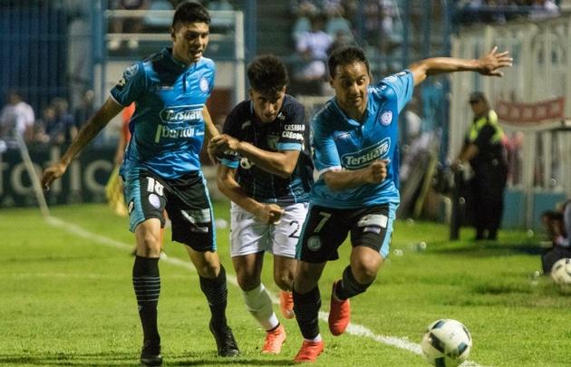 Belgrano empató con Atlético Tucumán como visitante.