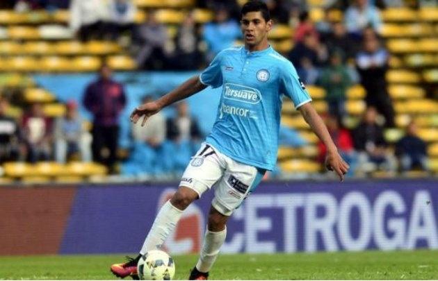 Romero respondió cada vez que le tocó jugar en Belgrano (Foto: Archivo)