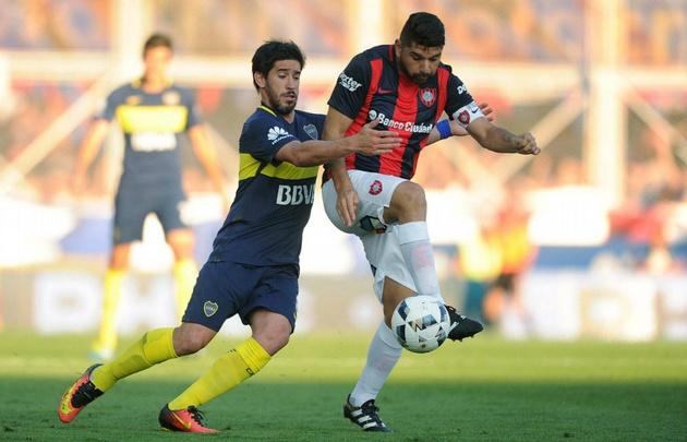 Boca y San Lorenzo protagonizaron un vibrante partido en el Nuevo Gasómetro.