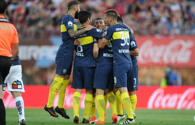 Boca logró un gran triunfo en el Nuevo Gasómetro.