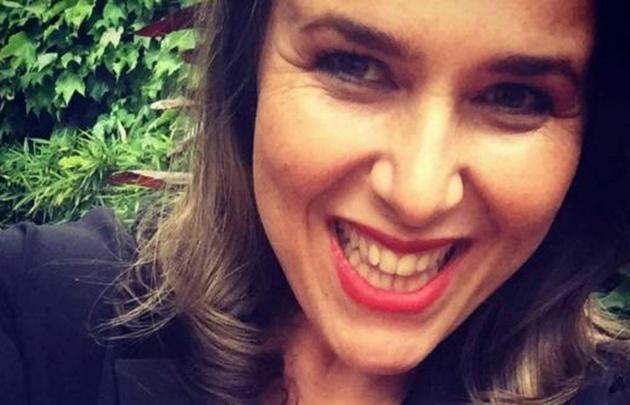 Malena Guinzburg también denunció a su ex pareja por violencia