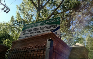 Investigan hechos de abuso sexual en el Instituto Próvolo.