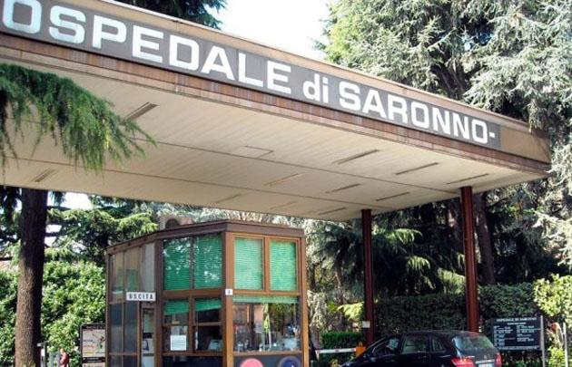 Los hechos se registraron en el hospital Saronno