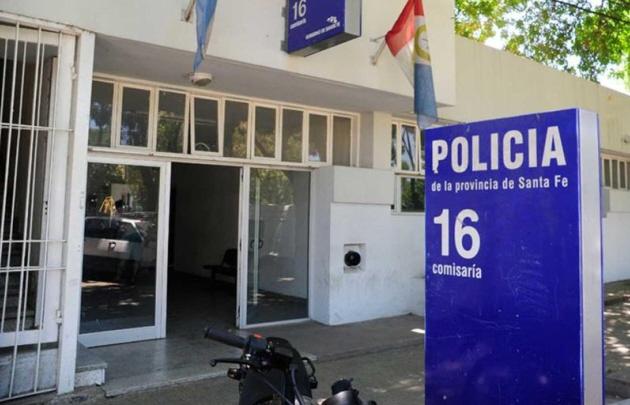 13 presos se fugaron de la comisaría 16ª.