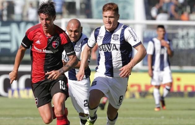 ''El Colo'' Gil fue decisivo para el juego de Talleres.