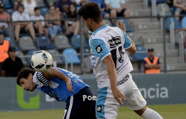 Gimnasia y Belgrano protagonizaron un discreto partido.