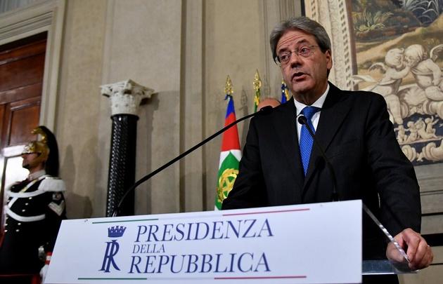 Gentiloni es el nuevo primer ministro italiano.