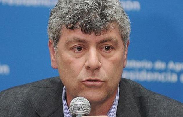 Ricardo Buryaile, ministro de Agroindustria de la Nación.