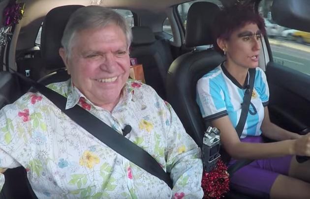 El Viaje Feroz de Rony Vargas con La Bicho.