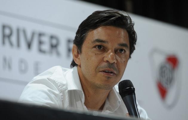 Gallardo quiere acelerar las conversaciones para sumar a Nicolás De la Cruz.