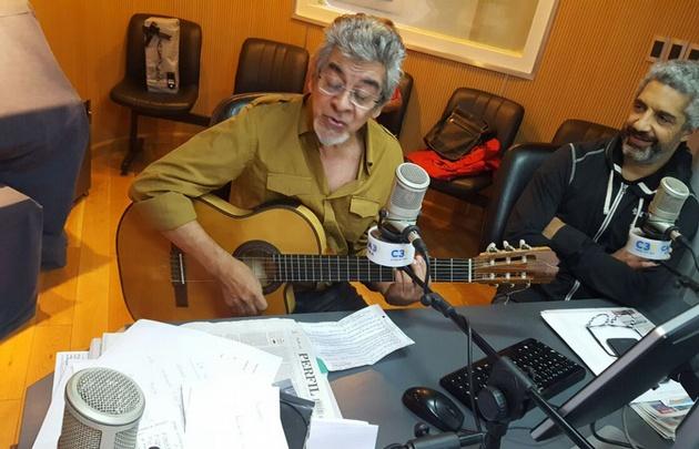 Daniel Altamirano en Juntos.