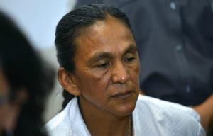 La líder de Tupac Amaru fue llevada de nuevo al penal.