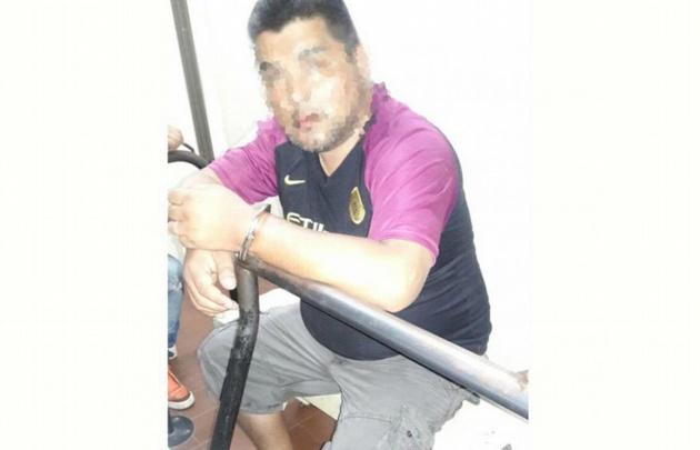 El subcomisario Víctor Ariel Barrionuevo está involucrado en el robo.