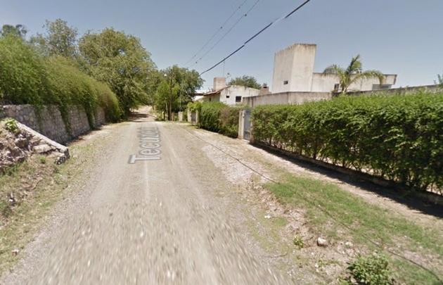 El hecho ocurrió en una vivienda de calle Tecuzco al 400 (Foto: Google Street View)