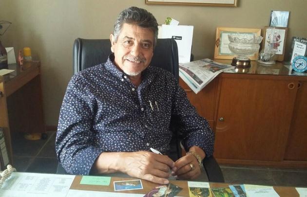Eduardo Romero, intendente de Villa Allende.
