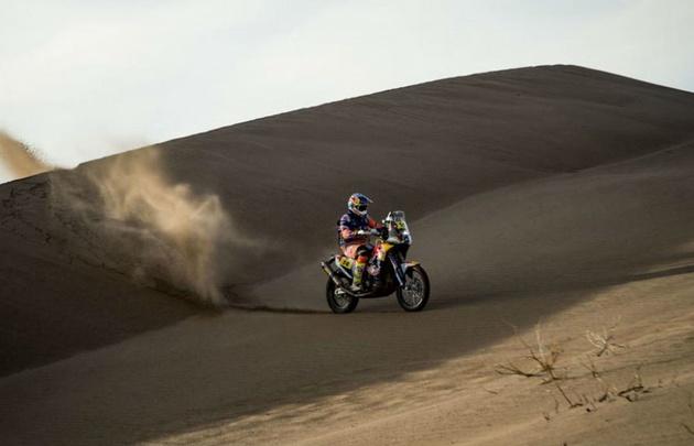 El británico ganó la última edición del Dakar (Foto: Archivo)