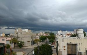 El SMN prevé tormentas para el centro y sur de la provincia de Córdoba.
