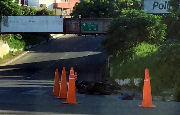 El hecho ocurrió en la intersección de Costanera y Maipú.