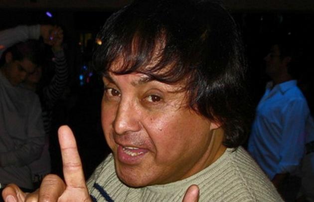 """""""Me frenó casi encima"""", contó Ricky Maravilla tras el accidente."""