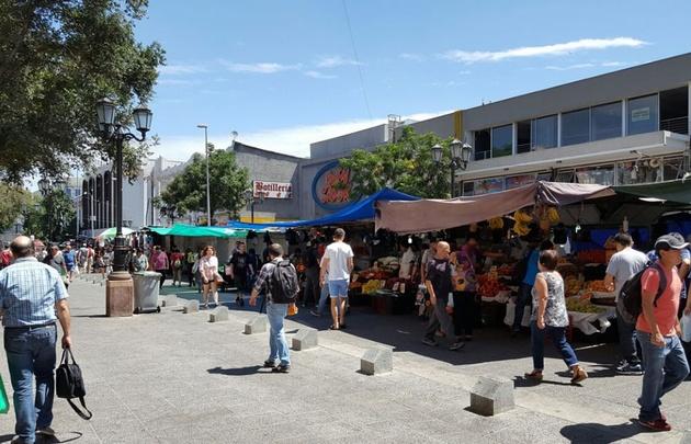 Aumentaron las ventas con tarjeta de crédito en Chile.