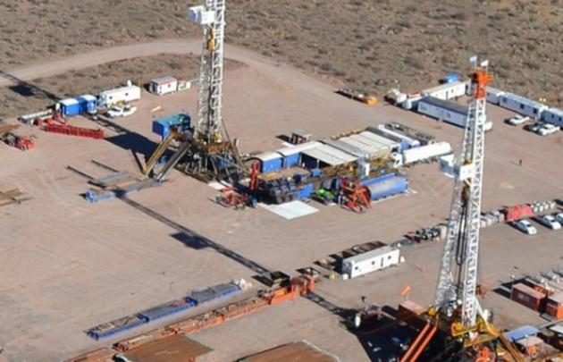 El yacimiento petrolífero se encuentra en la cuenca de Neuquén.