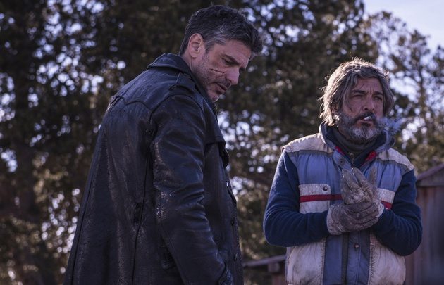 Nieve negra: la primera gran apuesta del cine argentino de este año.