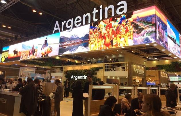 Argentina es el principal socio de la Fitur