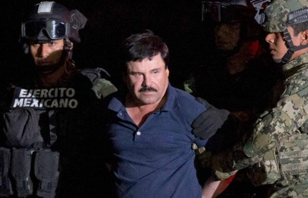 Guzmán permanece en una prisión federal de Manhattan, en Nueva York.