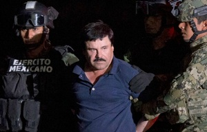 Joaquín Guzmán Loera, alias