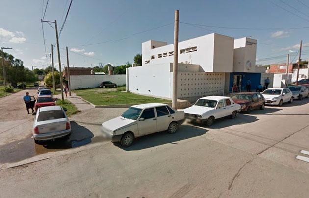 Lugar donde ocurrió el crimen de barrio Müller (Foto: Google Street View)