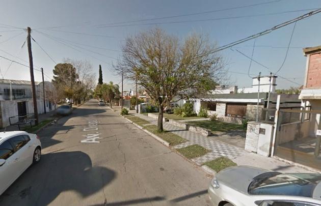 El hecho ocurrió en Diego Díaz a metros de Monseñor Pablo Cabrera (Foto: Street View)