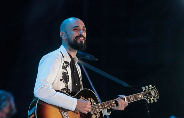 Abel Pintos, el artista más nominado a los Premios Gardel.