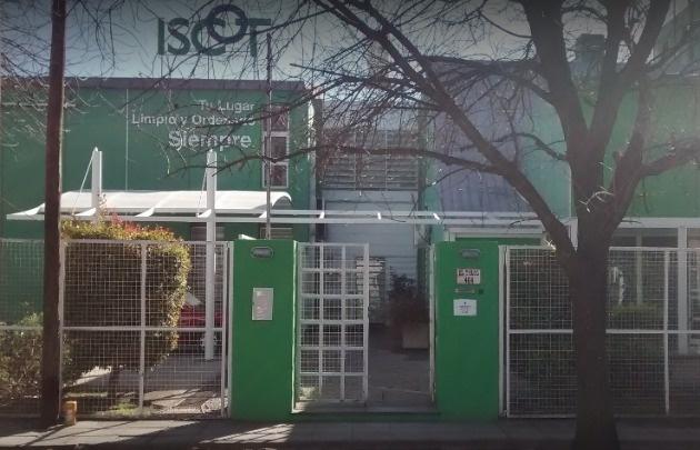 Iscot, la empresa ubicada en la calle El Tirol al 400.