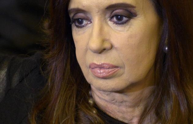 El gobierno preparó un plan de evacuación para Cristina Kirchner.