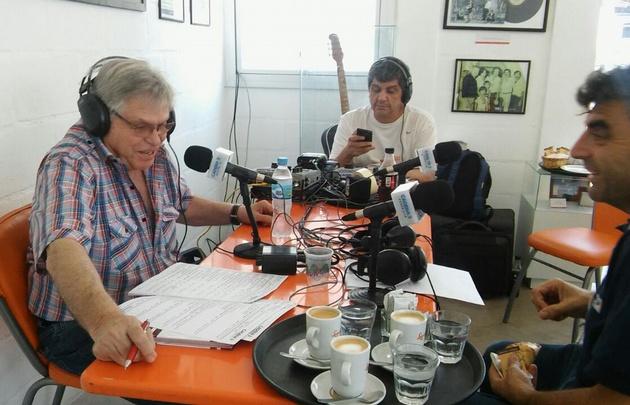 Viva la Radio, desde Villa María en la previa del Festival de Peñas.