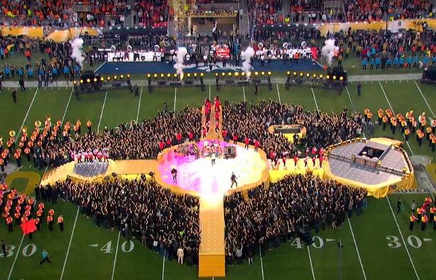 El encuentro deportivo y su show paraliza Estados Unidos y gran parte del mundo.