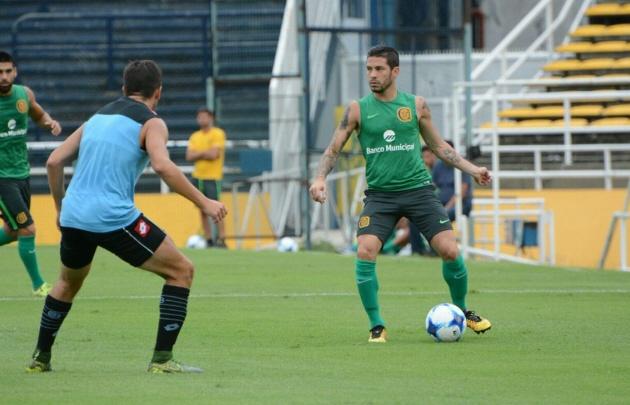 Belgrano y Central no se sacaron ventajas en un amistoso de verano.