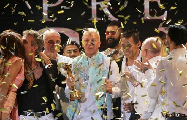 Flavio Mendoza ganó el Premio Carlos de Oro 2017.