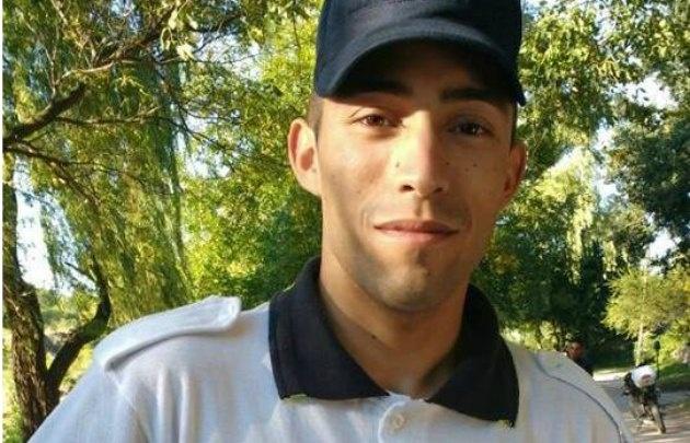 Lisandro Joel Molina, policía ejemplar.