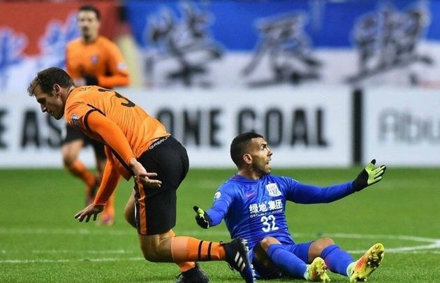 El equipo chino no pudo meterse en la fase de grupos de la Champions asiática.